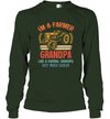 Farmer Grandpa T-shirt