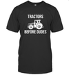 Tractors Before Dudes