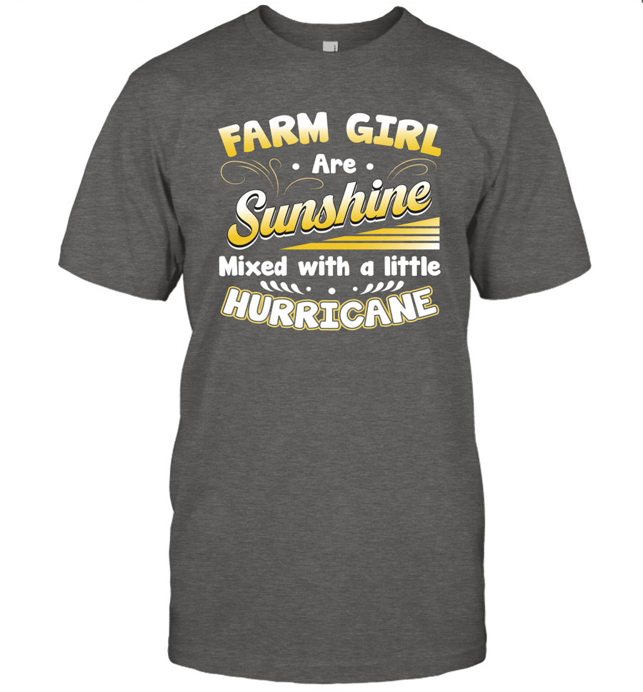 FMV  Farm Girl Are Sunshine Mixed with a little Hurricane