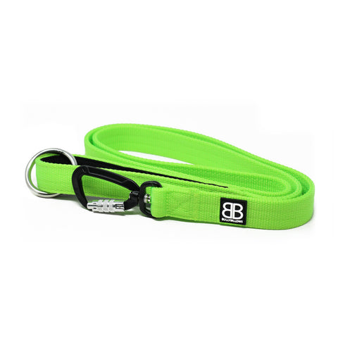 Nylon Sporting Dog Lead - HI-VIS