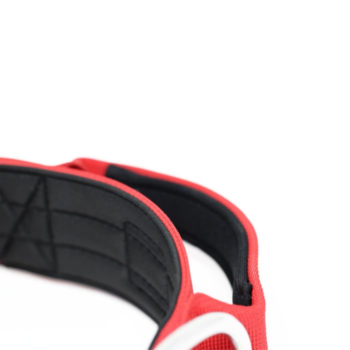 5cm Combat Collar - Red v2.0
