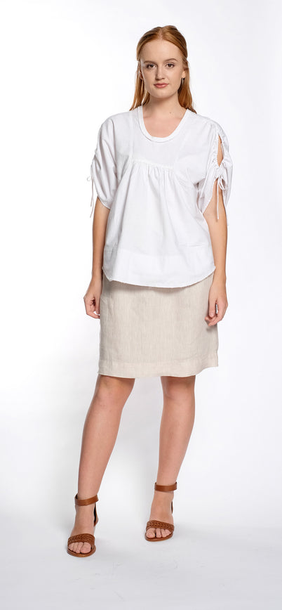 WINIFRED SHIRT white