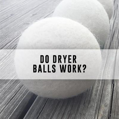 Do Dryer Balls Work?