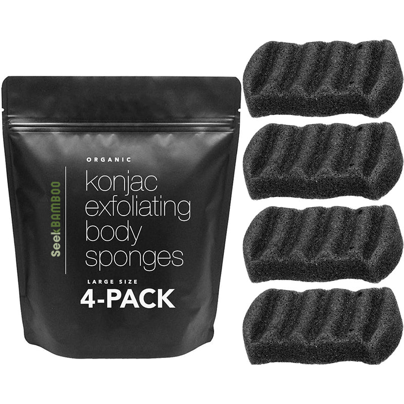 Konjac Body Sponges
