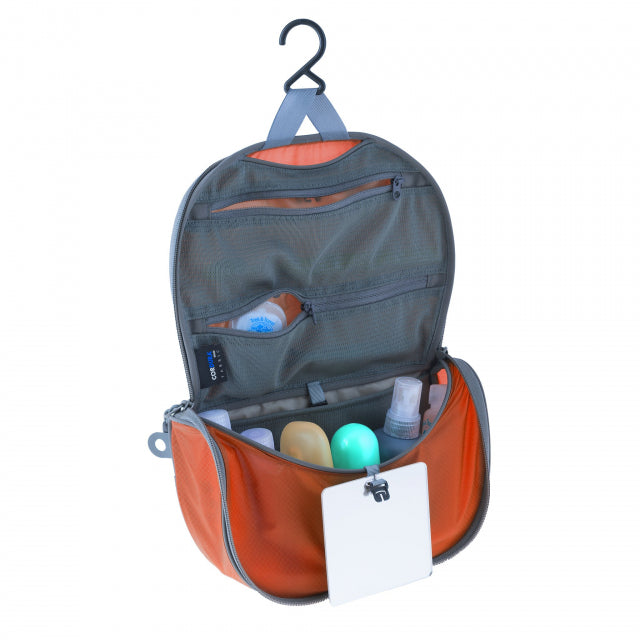 Travelling Light Hanging Toiletry Bag - S