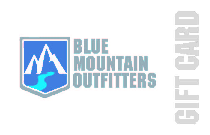 Blue Mountain Outfitters Gift Card