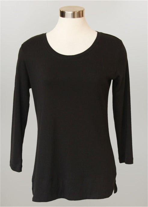 Long Sleeve Basic Shirt - Pooja Boutique