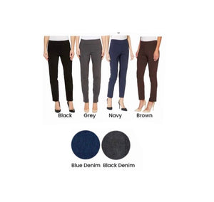 Pull-On Pants - Darks - Pooja Boutique
