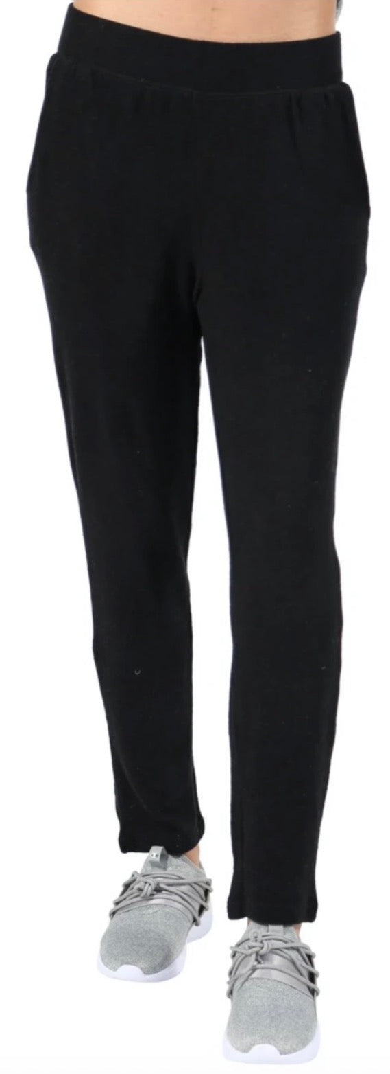 Fleece Slim Pant - Pooja Boutique