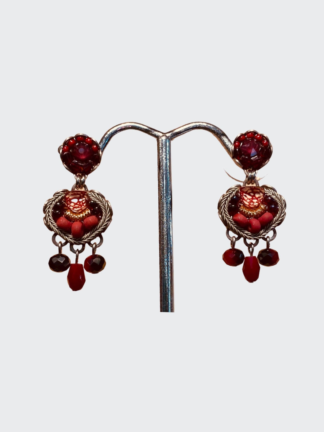Dangle Earrings - Pooja Boutique