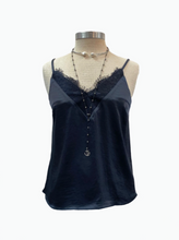 Load image into Gallery viewer, Navy Cami - Pooja Boutique
