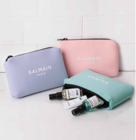 LIMITED COSMETIC BAG