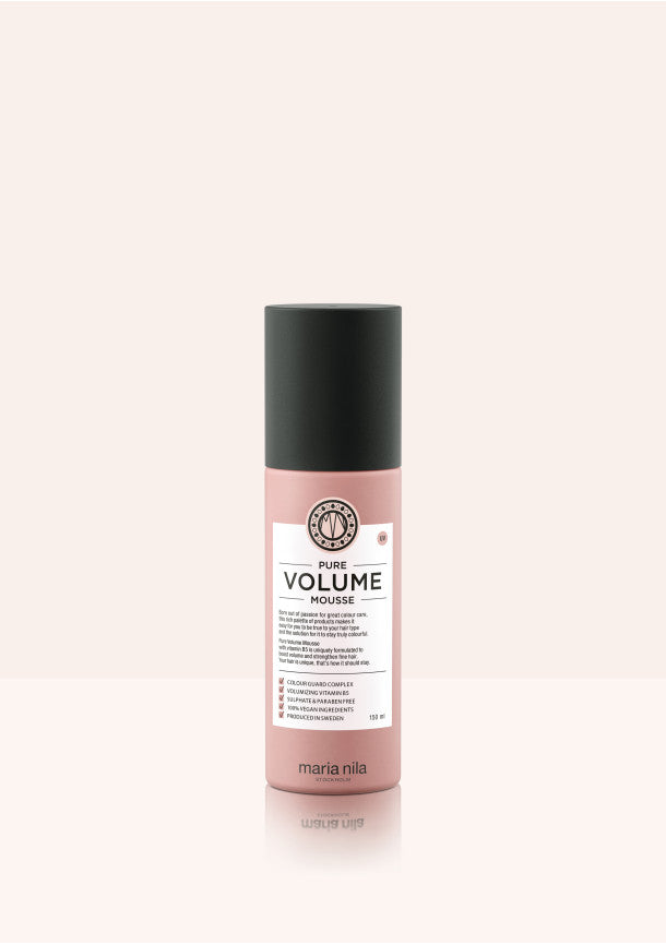 PURE VOLUME: MOUSSE 150 ML