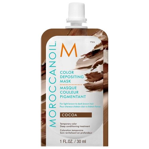MOROCCANOIL COLOR DEPOSTING MASK COCOA 30ML