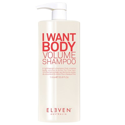 I Want Body Volume Shampoo 960ml