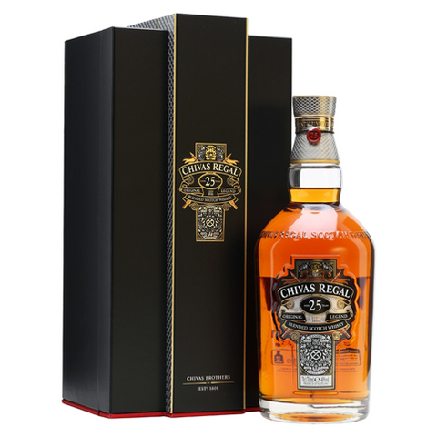 Viski Chivas Regal 25YO 0,7L