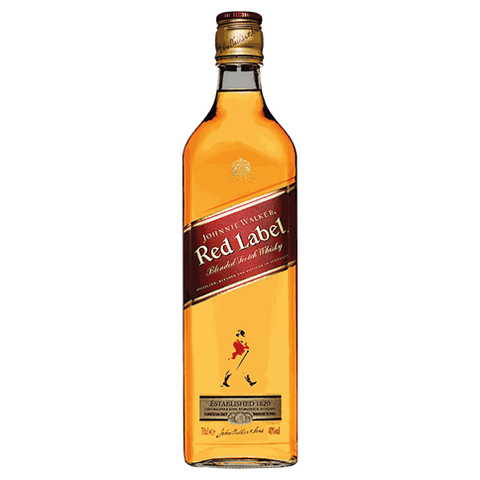 Whisky Johnnie Walker Red Label 0,7 L