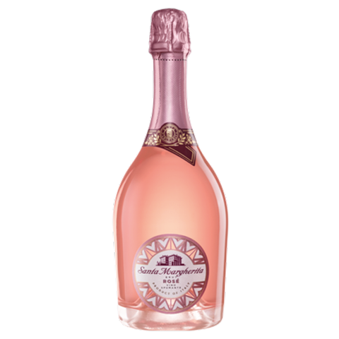 Peneče Vino Rose' VS Brut Santa Margherita 0,75L