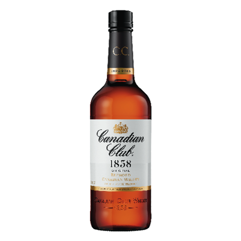 Viski Canadian Club 1L