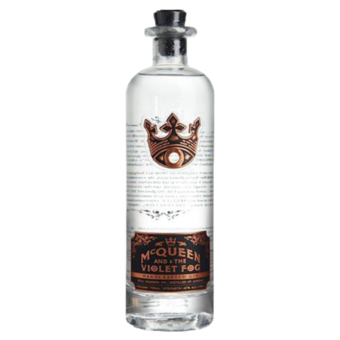 Gin Mcqueen and the Violet Fog 0,7L