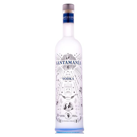 Vodka Santamania Premium 0,7L