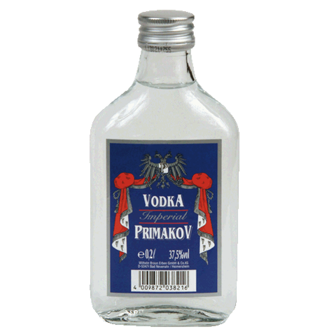 Vodka Primakov Imperial 0,2L