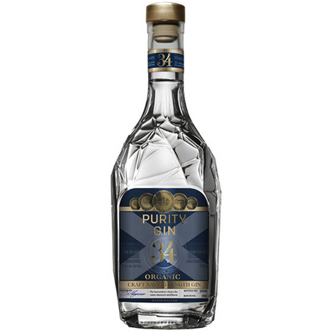 Gin Purity Navy Streinght Organic 0,7L
