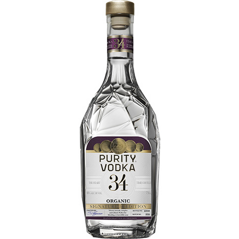 Vodka Purity Signature 34 Edition 0,7L