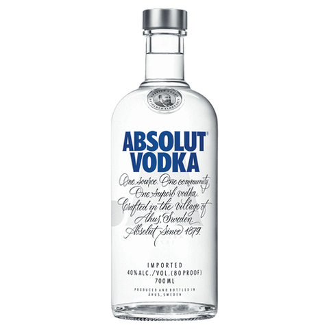 Vodka Absolut Blue 0,7L