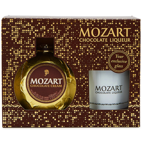 Liker Mozart Chocolate Cream 0,5L Darilno Pakiranje