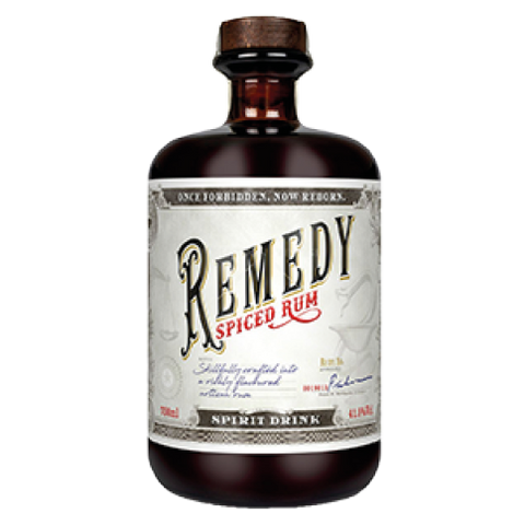 Rum Remedy Spiced 0,7L