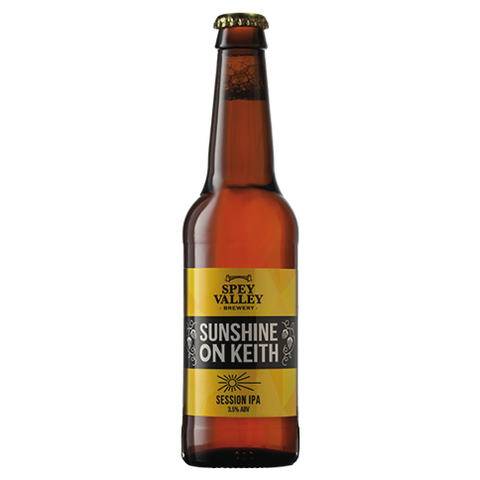 Pivo Spey Valley Brewery Sunshine On Keith 0,33L