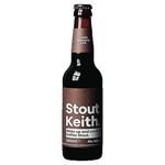 Pivo Keith Brewery Ltd. Stout Keith 0,33L