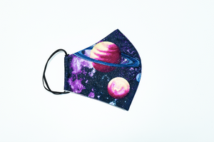 Outer Space Face Mask