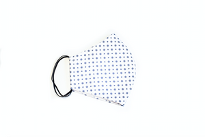Menswear Shirting Face Mask