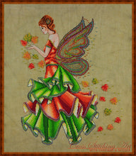 Load image into Gallery viewer, Fallyn, The Fall Fairy