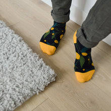 Load image into Gallery viewer, Tangerine Unisex Socks
