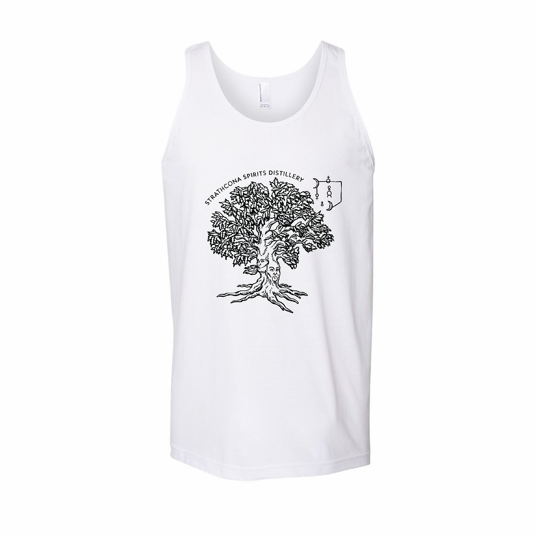 The Oak Tree Tank Top