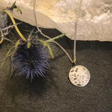 Load image into Gallery viewer, Harvest New Moon Necklace