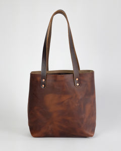 Leather Tote Bag Mystery Grab Bag