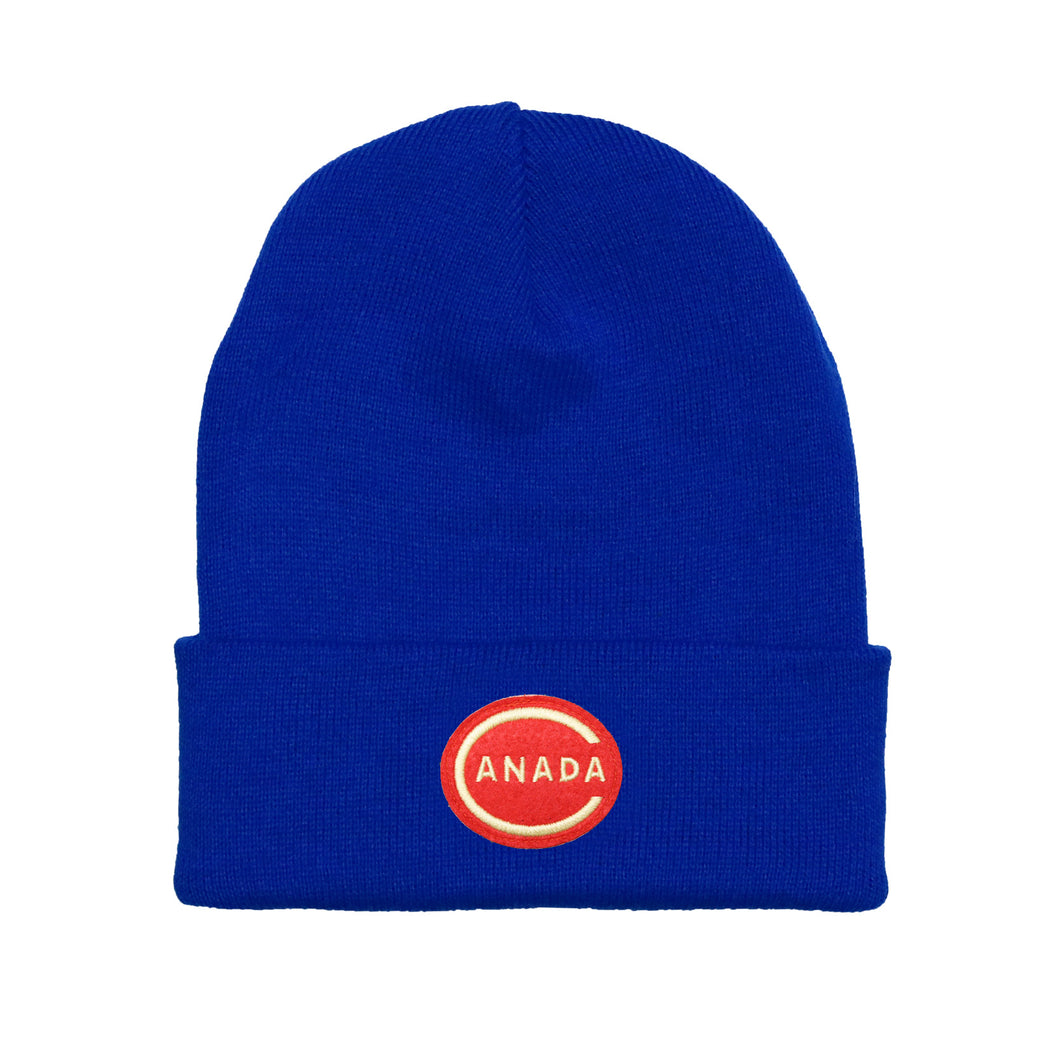 Canada Toque - Royal