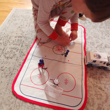 Load image into Gallery viewer, Toddler Play Mat - Hockey Rink - PREORDER