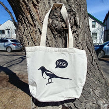 Load image into Gallery viewer, YEG! Magpie tote bag