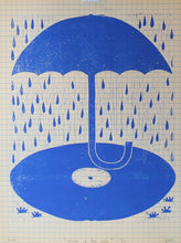 Load image into Gallery viewer, Singing in the Rain 1/2