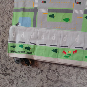 Toddler Play Mat - Country Roads