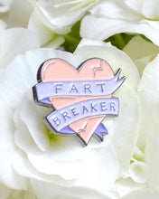 Load image into Gallery viewer, Fart Breaker - Enamel Lapel Pin