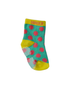 Big Polka Dot Kids Socks