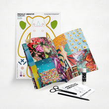 Load image into Gallery viewer, MY PAPERCUT MONSTER – DIY Collage Kit