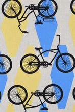 Load image into Gallery viewer, Diamond Bike Tea Towel