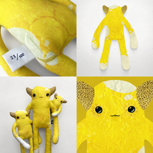 Load image into Gallery viewer, BENJAMIN - Plush Monster